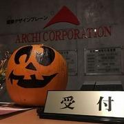 Happy Halloween  ☆ ハローウィン君